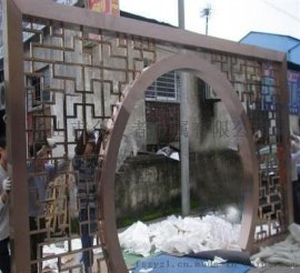 不锈钢拱形门,不锈钢博古架,不锈钢屏风,铝艺屏风