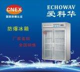 安徽黃山 格力BL-800玻璃門防爆冰箱