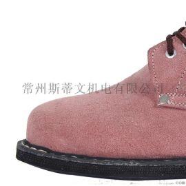 安全電工鞋牛皮防臭 勞保鞋防護鞋 安全鞋 防砸輪胎底耐磨 工作鞋