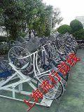 双层自行车架适用地铁旁、小区,CBD商务停放、商场、超市、**、学校等自行车存放不可不看