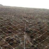 发电厂公路掉石边坡主动防护网