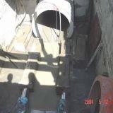 单杠直顶DG-320T/2X水泥管顶管机