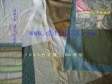 竹纤维梭织缎纹面料