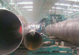 山东卷管厂,大口径厚壁螺旋卷管,Q235钢管