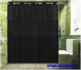 廠家直銷WCTD02E蜂巢接紗雙層電鍍環外貿浴簾