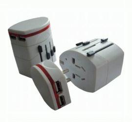 全球国家多功能转换插座充电器 多功能转换插脚充电器 多功能转换插头插座
