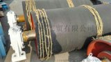 矿用包胶滚筒输送机滚筒改向滚筒