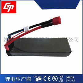 聚合物鋰電池 373086-3300MAh聲光控LED路燈池太陽能路燈