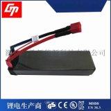聚合物锂电池 373086-3300MAh声光控LED路灯池太阳能路灯