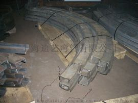 上海迪艺流水线输送设备弯轨