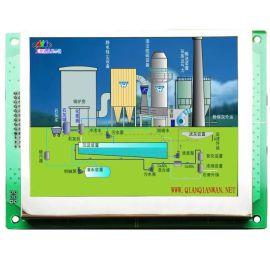 千千萬多功能觸摸液晶顯示屏QQCS056