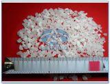 专业生产2-5mm颗粒状无铁硫酸铝 16%