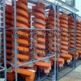 供应高效重选 5LL-1200 玻璃钢螺旋溜槽