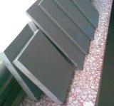A级深灰色PVC棒材 Φ20-200聚氯乙烯PVC塑料棒 耐酸防腐 机加工性能优越