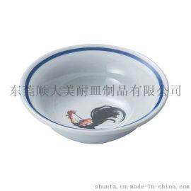 順大美耐皿密胺食具晨鳴系列GM12139