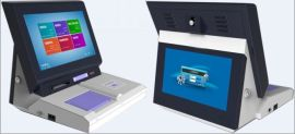 神盾SDV2017双屏访客一体机,来访登记管理系统
