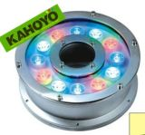 LED大功率全彩环形喷泉灯,DMX512全彩喷泉灯
