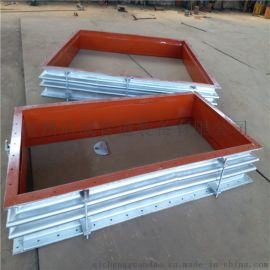 滄州廠家訂做鍋爐煙道耐高溫金屬波紋膨脹節