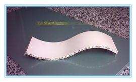 25mm鋁蜂窩板 平整度高安裝快捷幕牆裝修金屬建材