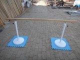 厂家直销学校 健身房 移动式水柳木舞蹈把杆 固定式舞蹈把杆