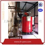 0.5T/0.8MPa燃气蒸汽锅炉 500kg燃气锅炉