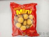 印尼进口TUNGGAL菠萝夹心牛奶饼干