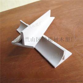 生態木配件龍骨角線輔料收邊線造型條