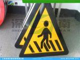 工地警告标牌-注意高空坠物警告牌-警告牌直销