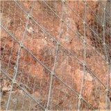 河北安首铁路边坡钢丝绳防护网生产厂家