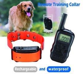 宠物无线遥控训狗器 防水充电功能 X-600B