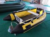 青岛厂家PVC充气船橡皮艇钓鱼船漂流艇全手工粘接