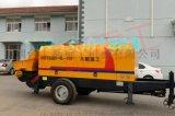 烟台大都重工SBS30泵30泵大骨料混凝土输送地泵拖泵
