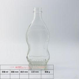 玻璃瓶罐系列之麻油瓶,芝麻酱玻璃瓶瓶盖