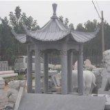石雕石亭描述一下它的由来及安装