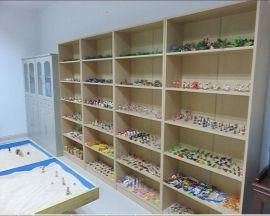 沙盤遊戲(普及版)箱庭療法無語言療法心理諮詢室設備