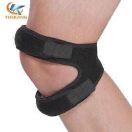 海綿加壓運動髕骨帶 加壓運動護具護膝 東莞 運動護具生產廠家