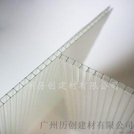 歷創廠家 pc透明陽光板 5mm雙層透明陽光板