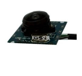 RYS工業級支持LINUX的寬動態全景插即用攝像頭