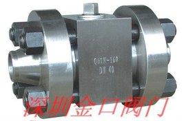 金口阀门丨高压对焊球阀丨Q61N高压对焊球阀-厂家直销