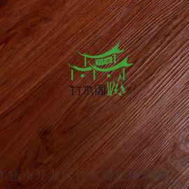 防水石塑地板鎖扣防火4.5mm 地板革加厚 耐磨SPC地板 廠家批發