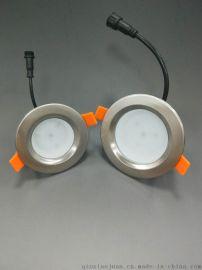 奇桐ip65防水筒灯外壳潮湿防水防雾筒灯套件