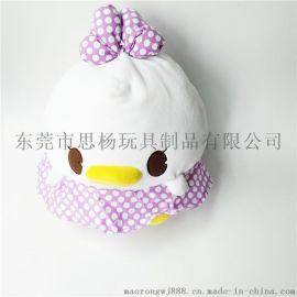 创意毛绒玩具厂家设计定制企鹅公仔