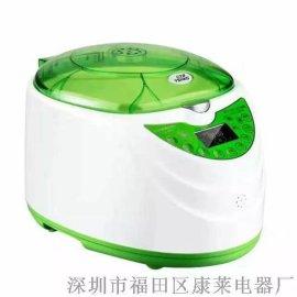 亿生康果蔬洁净仪 家用洗菜机活氧机臭氧果蔬解毒机 评点利器