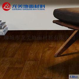 地板直銷 酒店商場家庭鋪設卷材地板 防火防水耐磨塑膠地板