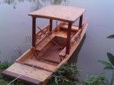木制水上游船 木质水上观光船