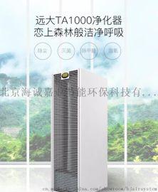远大空气净化器TA1000除甲醛家用/办公室/商用除pm2.5除尘杀菌
