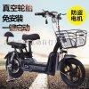 丽捷小尚丁48v电动自行车电瓶车