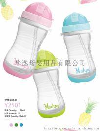 厂家直销运动水壶y2501