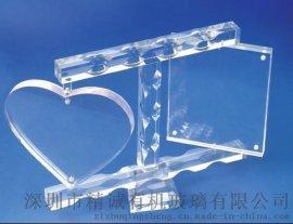 供应亚克力相框 有机玻璃相框 创意水晶相框