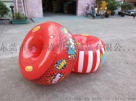 厂家直销儿童充气玩具 儿童碰碰圈 PVC充气碰碰球 游戏撞撞圈